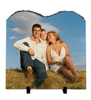 Custom M Shaped Photo Slate