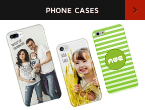 Photo Phone Cases - Personalize Now