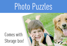 Have fun creating your own photo puzzles.